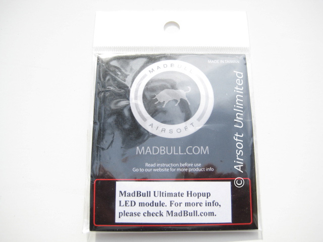 Madbull LED tracer adaptor for 3 in 1 hop up