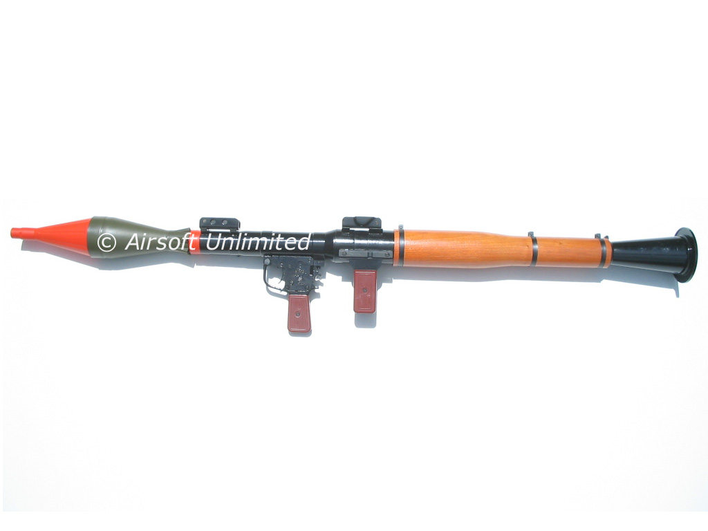 the gallery for gt rpg 7 airsoft